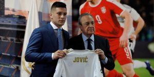 Jovic supera el reconocimiento médico y firma un contrato por seis años