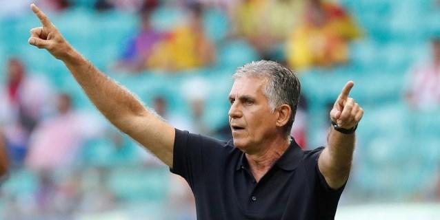"""""""En el próximo partido jugaremos la primera final de la Copa"""", afirma Queiroz"""
