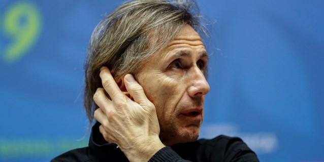 """Gareca y el VAR: """"Lo que más me interesa es que los árbitros estén seguros"""""""