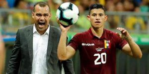 Dudamel lanza duras críticas a la organización de la Copa América Brasil 2019