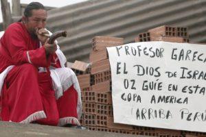 Perú reúne para la Copa América a 'los Cuatro Fantásticos' de su hinchada