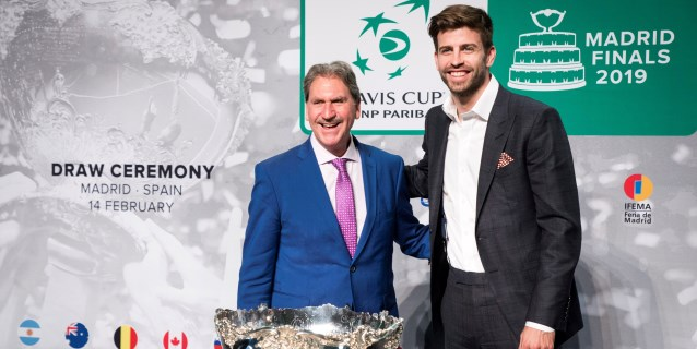 Rakuten se convierte en el patrocinador global de la Copa Davis hasta 2020