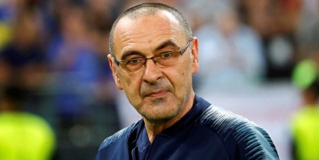 Sarri es el nuevo entrenador del Juventus