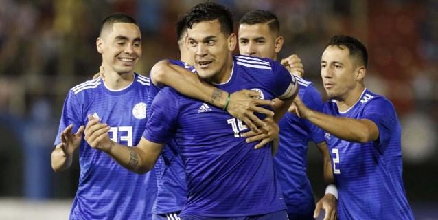 2-0. Paraguay vuelve a ganar un amistoso después de casi cinco años