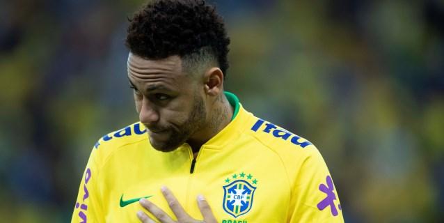 La CBF libera a Neymar para declarar en caso de violación y Tite se solidariza