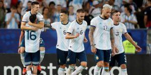 0-2. Argentina no falla y se cita con Brasil en Belo Horizonte