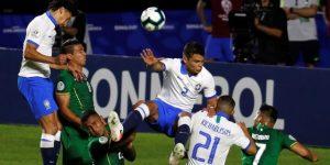 Daniel Alves, Thiago Silva y Casemiro confían en la evolución de Brasil