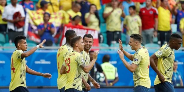 1-0. Colombia sigue su marcha perfecta y deja en agonía a Paraguay