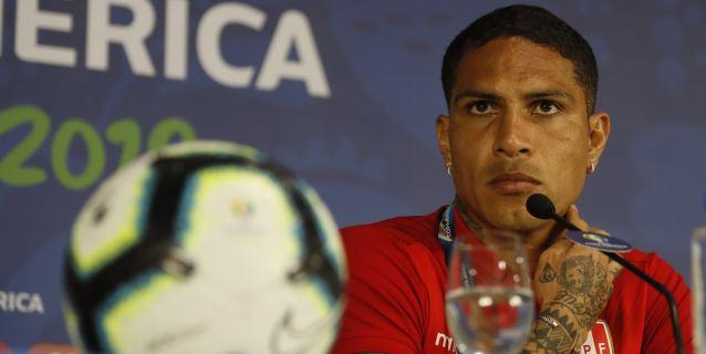 """Guerrero dice que Perú quiere """"una revancha"""" tras caer 0-5 ante Brasil"""
