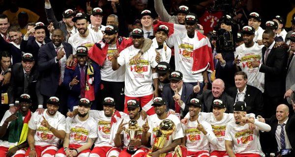 NBA: 110-114. Los Raptors nuevos campeones de la NBA ante unos diezmados Warriors