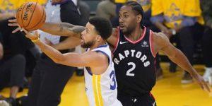 NBA: 109-123. Leonard y los Raptors aprovechan las bajas de los Warriors y toman ventaja