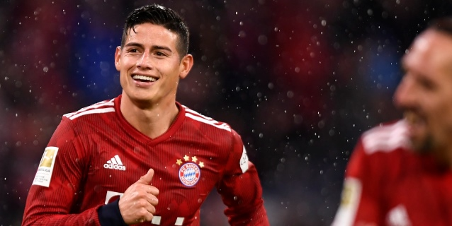 Rumenigge confirma que James no seguirá en el Bayern a petición propia