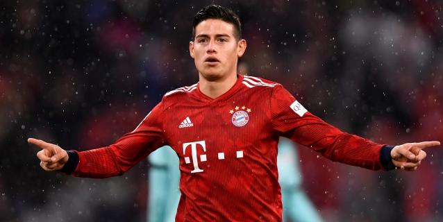 El Bayern da las gracias a James al confirmar oficialmente su marcha