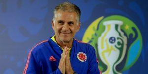 "Queiroz califica el partido contra Chile como ""todo o nada"""