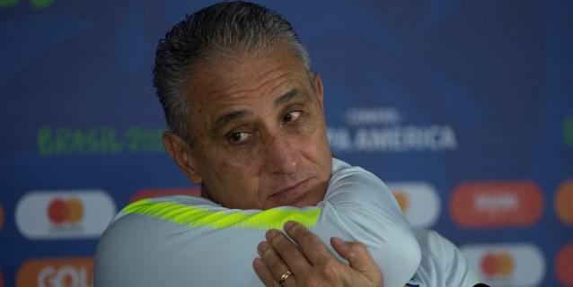 """Tite aconseja a Neymar ir donde sea """"feliz"""" ante posible regreso al Barcelona"""