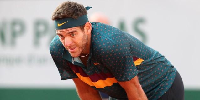 Del Potro cae ante Khachanov y deja Roland Garros sin argentinos