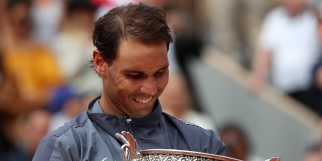TENIS: Nadal conquista su duodécimo Roland Garros