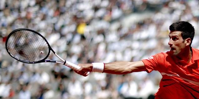 TENIS: Djokovic regresa a semifinales de Roland Garros