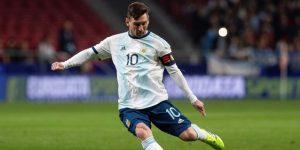 Argentina prueba su equipo para la Copa América en un amistoso ante Nicaragua