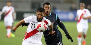 Perú queda listo con la llegada de Ballón y la recuperación de Farfán y Zambrano