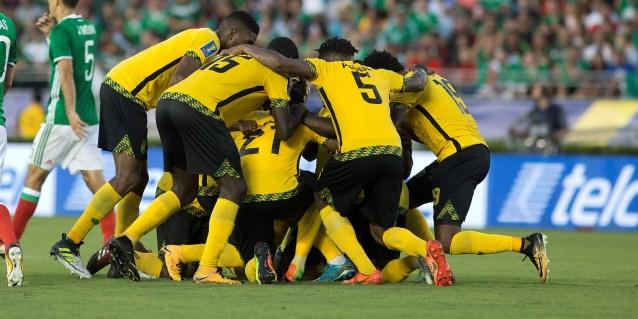 3-2. Jamaica, con doblete de Orgill, logra el triunfo en una jornada histórica