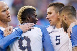 4-0. Estados Unidos golea, con doblete de Boyd, y se entrena ante Guyana