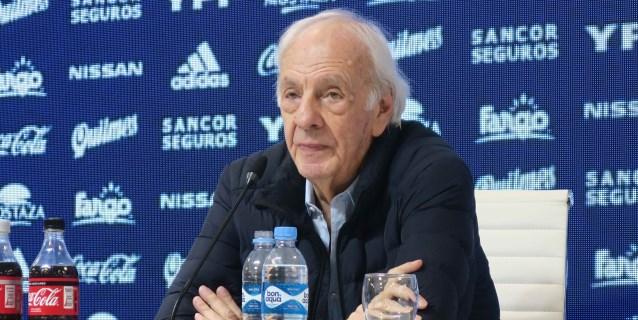 """Menotti: """"Terminemos con las mentiras, no estoy peleado con el entrenador"""""""