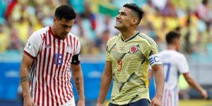 'El Tigre' Falcao y 'Tacuara' Cardozo, dos cañoneros con la pólvora mojada