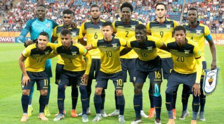 Llega a Ecuador la selección sub'20, tercera del Mundial de Polonia