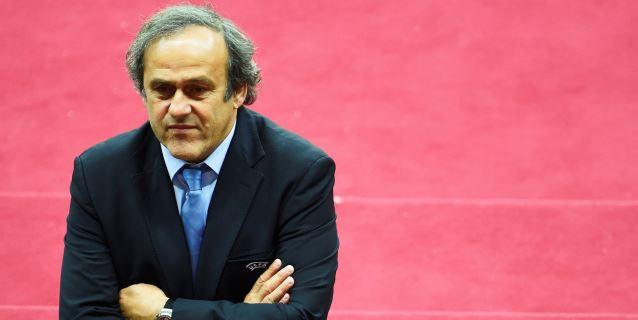 Platini niega en el interrogatorio policial las acusaciones contra él