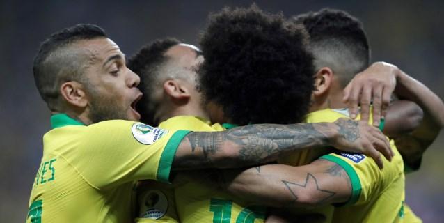 Brasil prepara a puerta cerrada los cuartos de final ante Paraguay