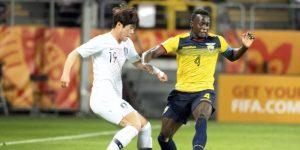 0-1. Corea del Sur se cita en la final con Ucrania, tras imponerse a Ecuador