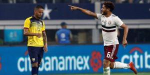 3-2. México cierra campaña perfecta con Martino, previo a Copa de Oro