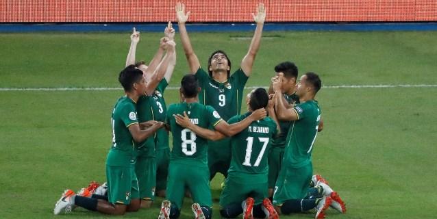 Marcelo Martins dice que Bolivia podrá festejar resultados en unos cinco años