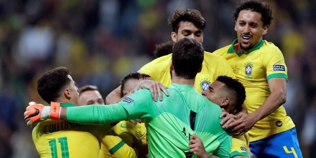 0-0. Brasil sobrevive a 'Gatito' en los penaltis y pone rumbo a las semifinales
