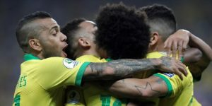 0-5. Brasil resucita y arrolla a una Perú al borde del abismo