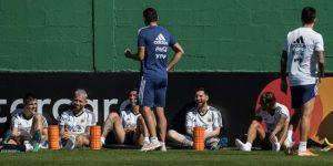 Trece de trece Scaloni puede confirmar en el Maracaná que no repite equipo