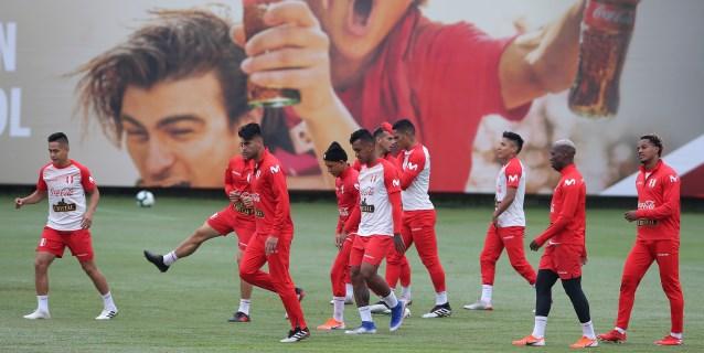 Perú cierra sus entrenamientos en Lima y partirá a Brasil en las próximas horas