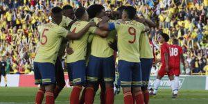 3-0. Colombia golea a Panamá y su ofensiva convence previo a la Copa América