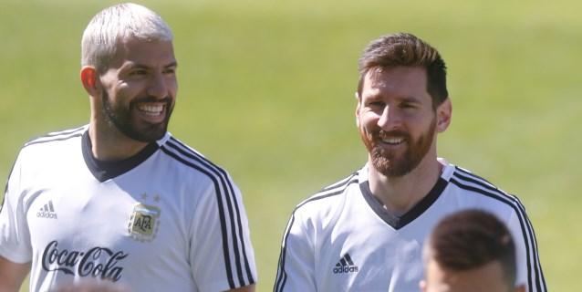 Argentina evita dar pistas sobre la alineación en el último entrenamiento