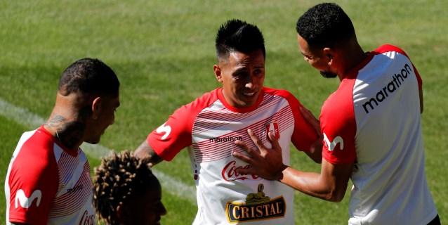 Perú se entrena en Sao Paulo antes de viajar a Salvador para los cuartos