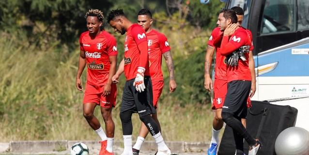 Perú ya está en Sao Paulo y comienza a pensar en Brasil