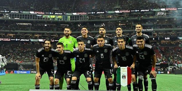 3-1. México vence a Venezuela y mantiene paso perfecto en la era de Martino