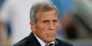 """Tabárez: """"Lo que le pasó a Perú con Brasil para mí es un accidente"""""""