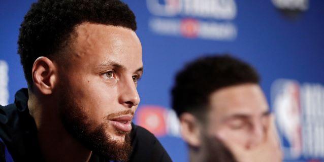 """NBA: Los Warriors se apoyarán en el """"espíritu"""" de Durant y buscarán empatar la serie"""