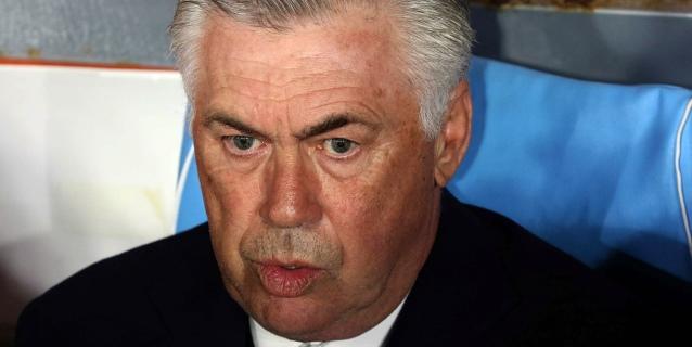 """Ancelotti: """"Lamentablemente James todavía no es un jugador del Nápoles"""""""