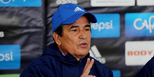 El exmundialista Jorge Luis Pinto descarta dirigir la selección de Panamá