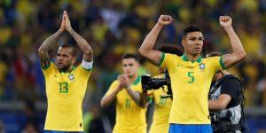 2-0.Gabriel Jesús y Firmino fulminan a Argentina y meten a Brasil en la final
