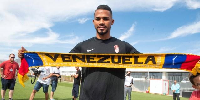 """Yangel Herrera: """"El primer año en Primera es duro y difícil"""""""