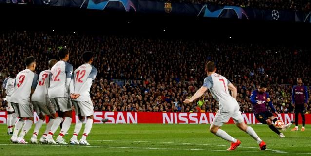 Messi y Cristiano entre los nominados al mejor gol de la temporada 2018-2019